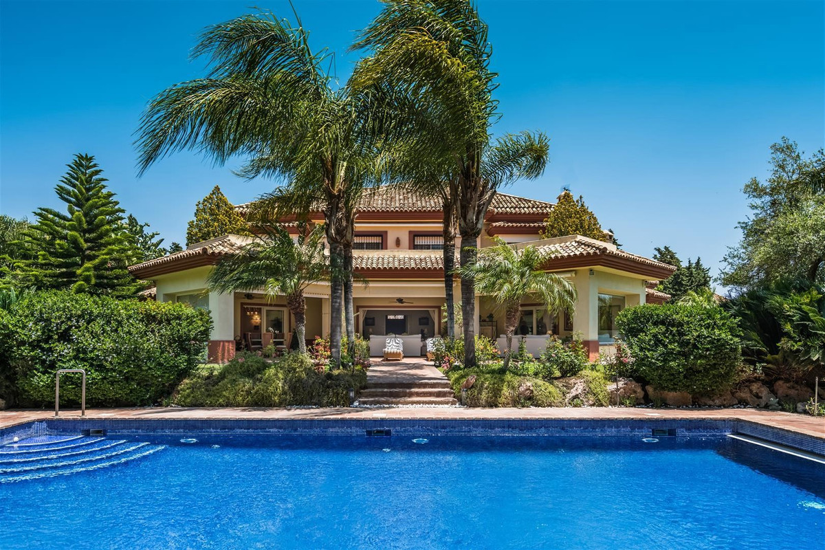 This spectacular west facing villa is situated on a fantastic beachside urbanization, very close to ,Spain