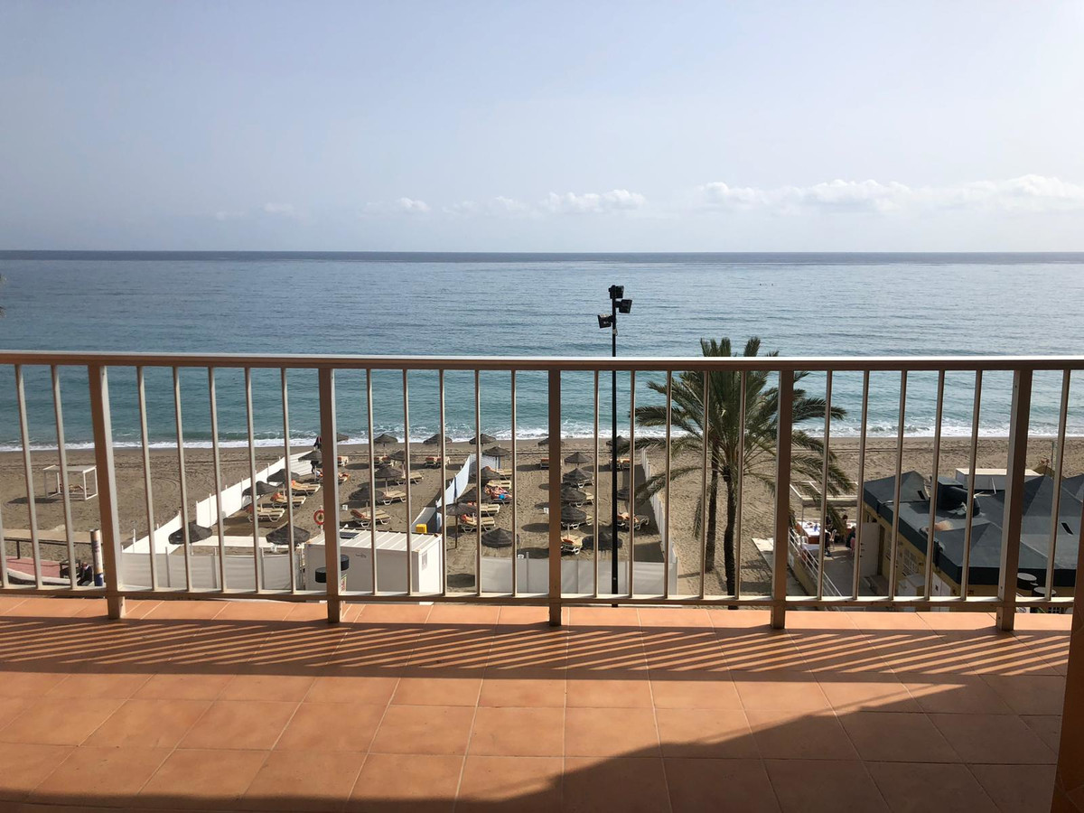 For sale three bedroom sea front property in the heart of Fuengirola, large family home or holiday h, Spain