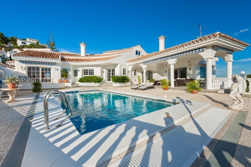 Fristående villa