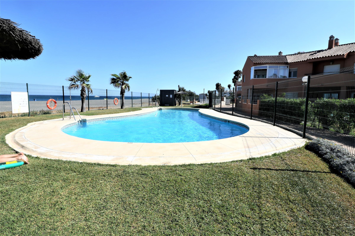 APARTMENT 50 METERS FROM THE MANILVA BEACH, an urbanization with everything you need to have an unfo,Spain