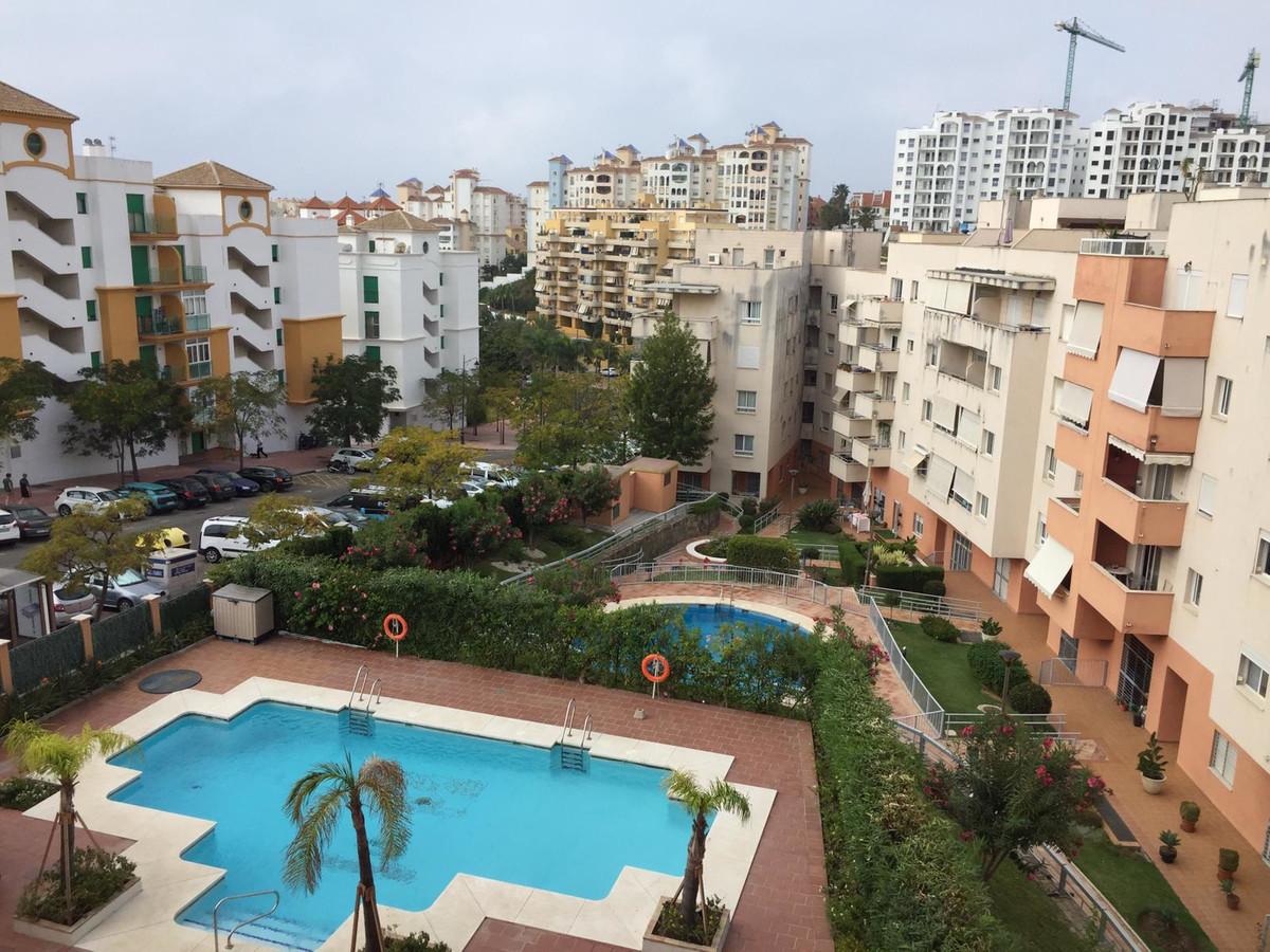 Tussenverdieping Appartement Estepona