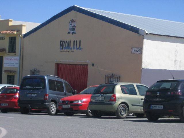 Commercial Property, Estepona, Costa del Sol. Built 350 sqm.  With License, Commercial, Fully Approv,Spain