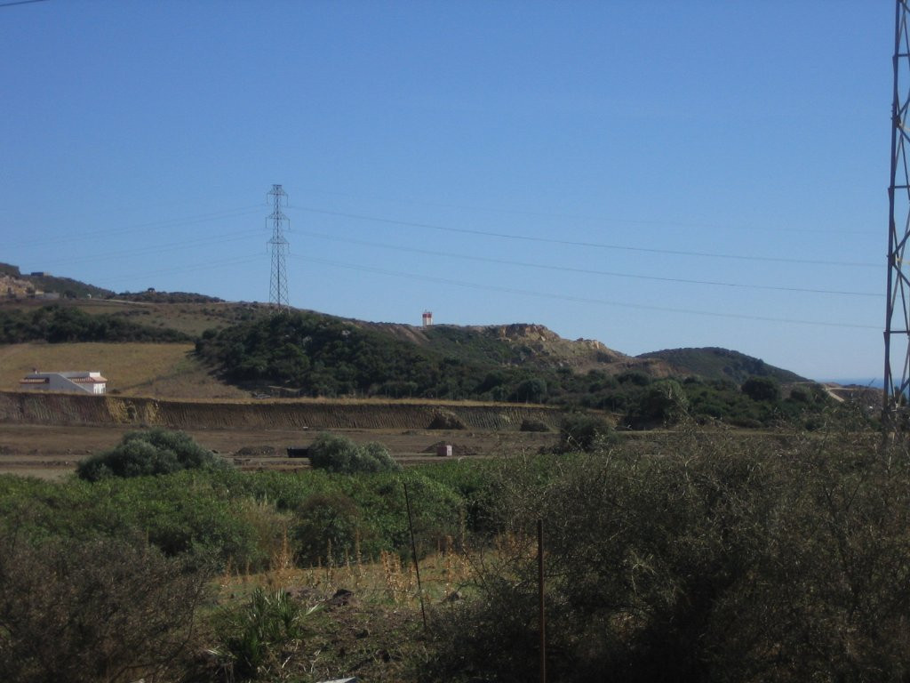 Commercial Plot, Casares, Costa del Sol. Garden/Plot 300 m².  Setting : Suburban. Orientation : Sout, Spain