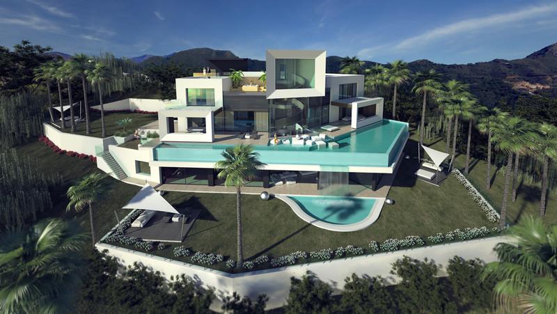 Marbella Banus Villa – Chalet en venta en Altos de los Monteros – R3180985
