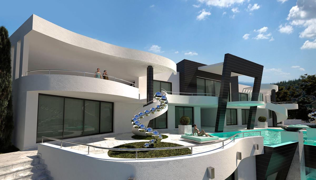 Villa – Chalet en Venta en Altos de los Monteros – R3135541