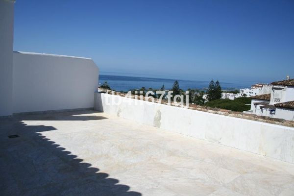 Duplex Penthouse with 3 bedrooms and 3 bathrooms in Playas del Duque, Puerto Banus. The apartment ha, Spain