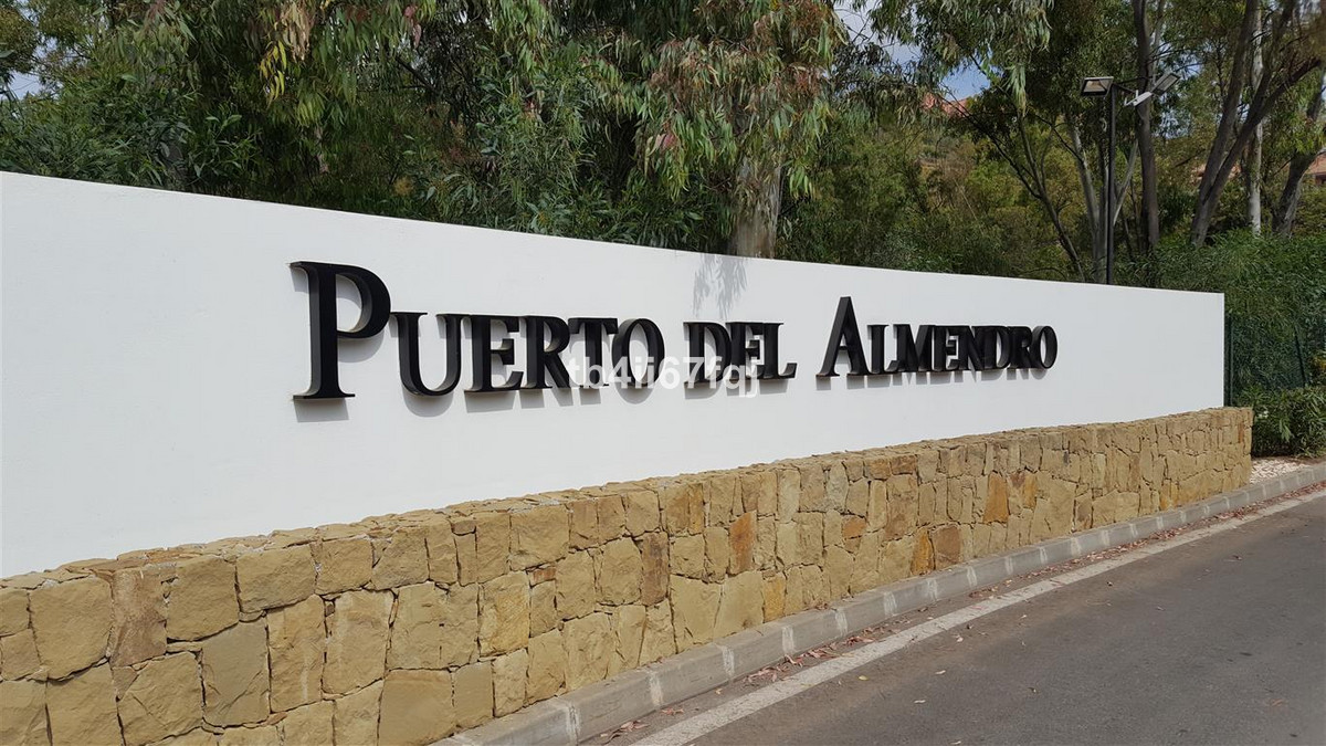 Included retaining walls (escuyera) in Price  Plot for sale in Puerto de Los Almendros Benahavis, Ma, Spain