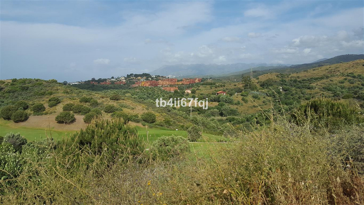 Land- developable land, not sectorized, in highlands of CABOPINO. Marbella East Sea views South orie,Spain