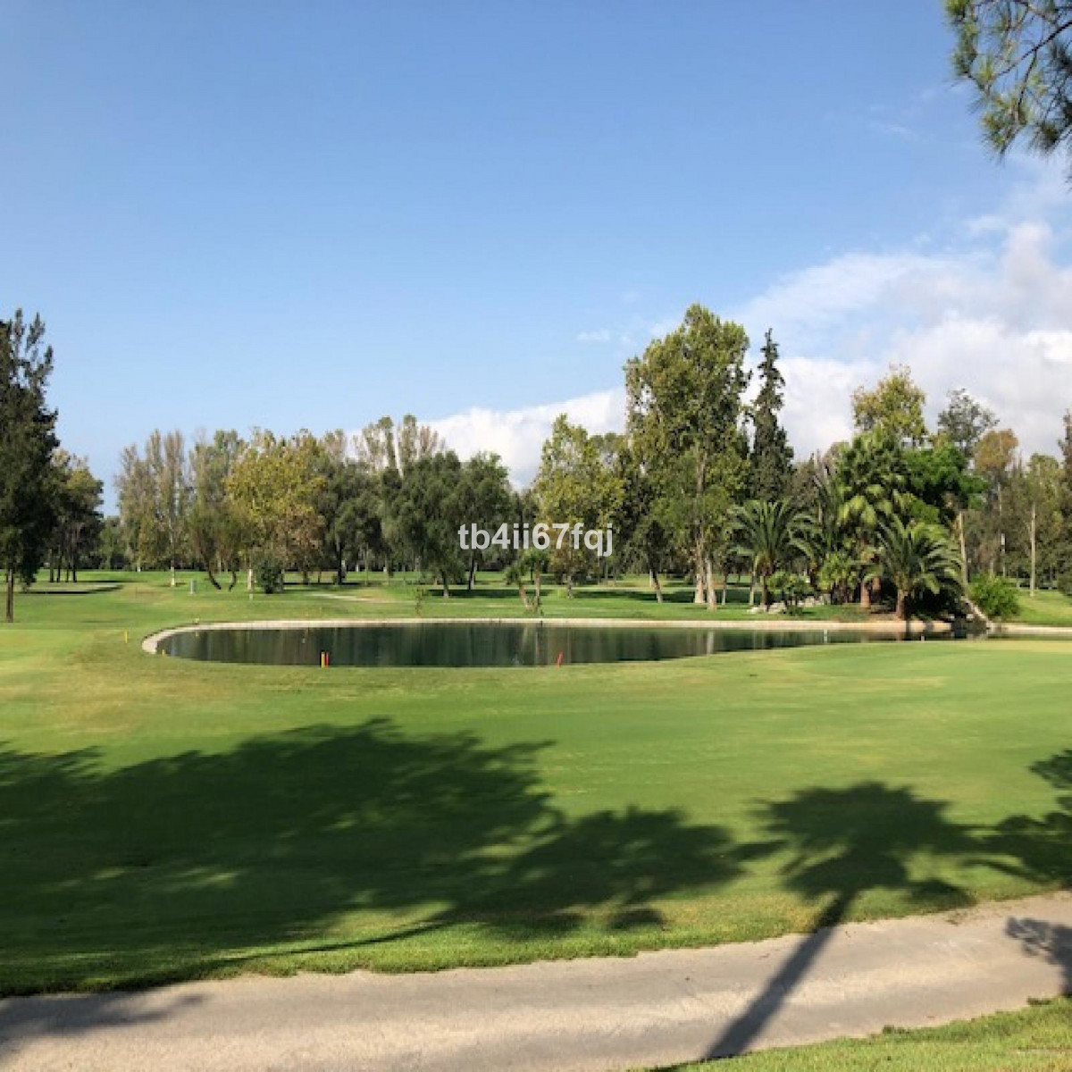 A spectacular first line golf plot in one of the most prestigeous areas in Marbella Guadalmina Baja.,Spain