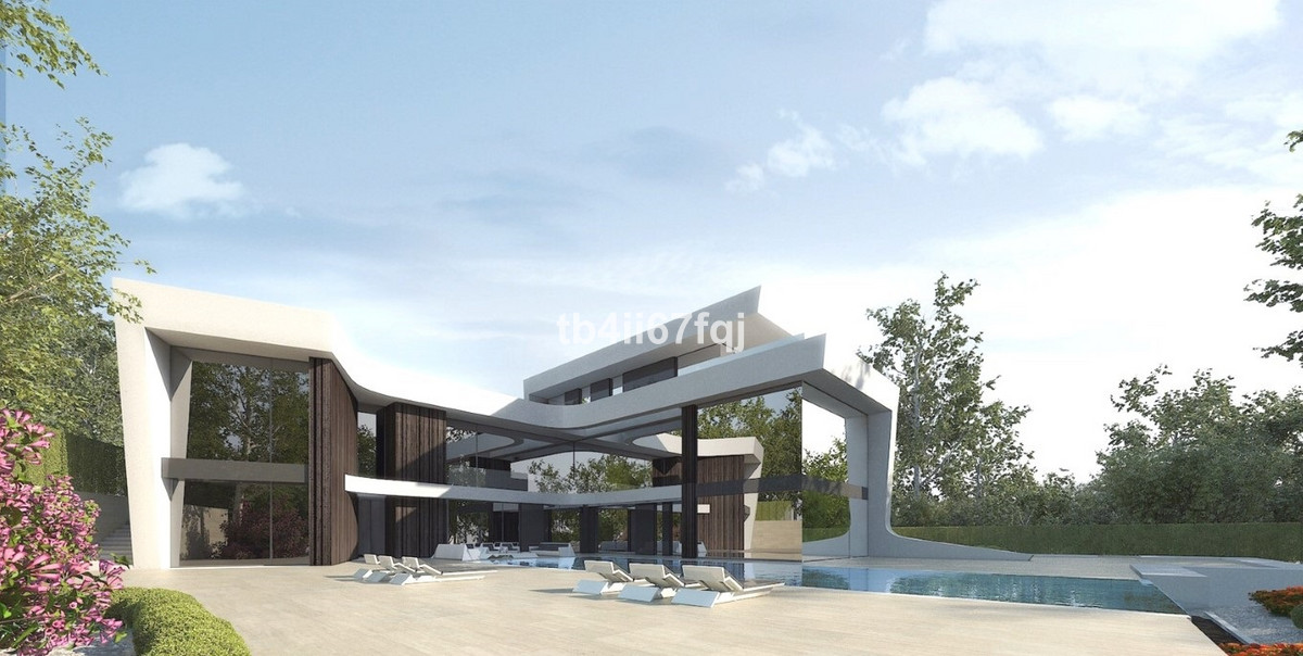 Exclusive villa in Urb. Los Flamingos.  6 bedroom 8 bathroom villa in Urb. Los Flamingos with  spect, Spain