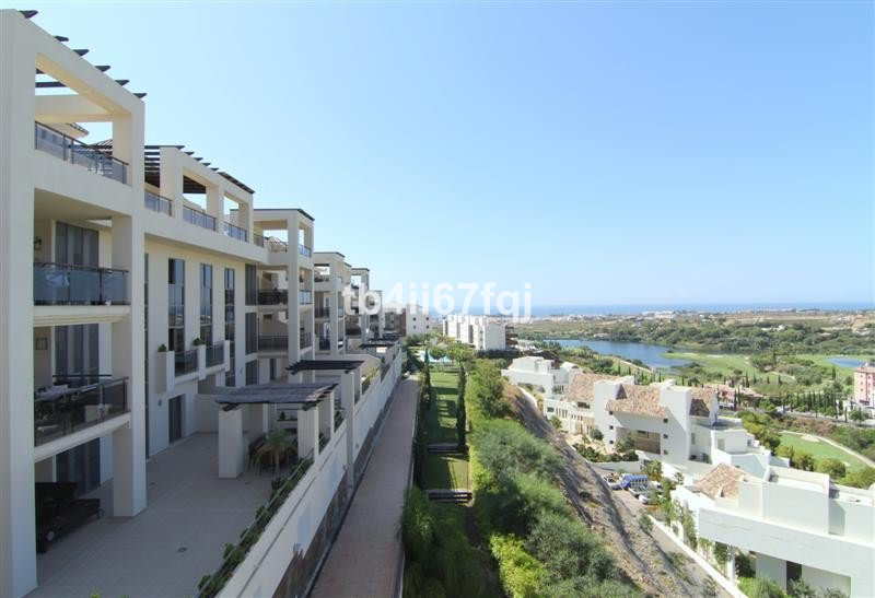 Spectacular Golf and Sea Views   Magnificent apartment with unbeatable views and a magnificent terra,Spain