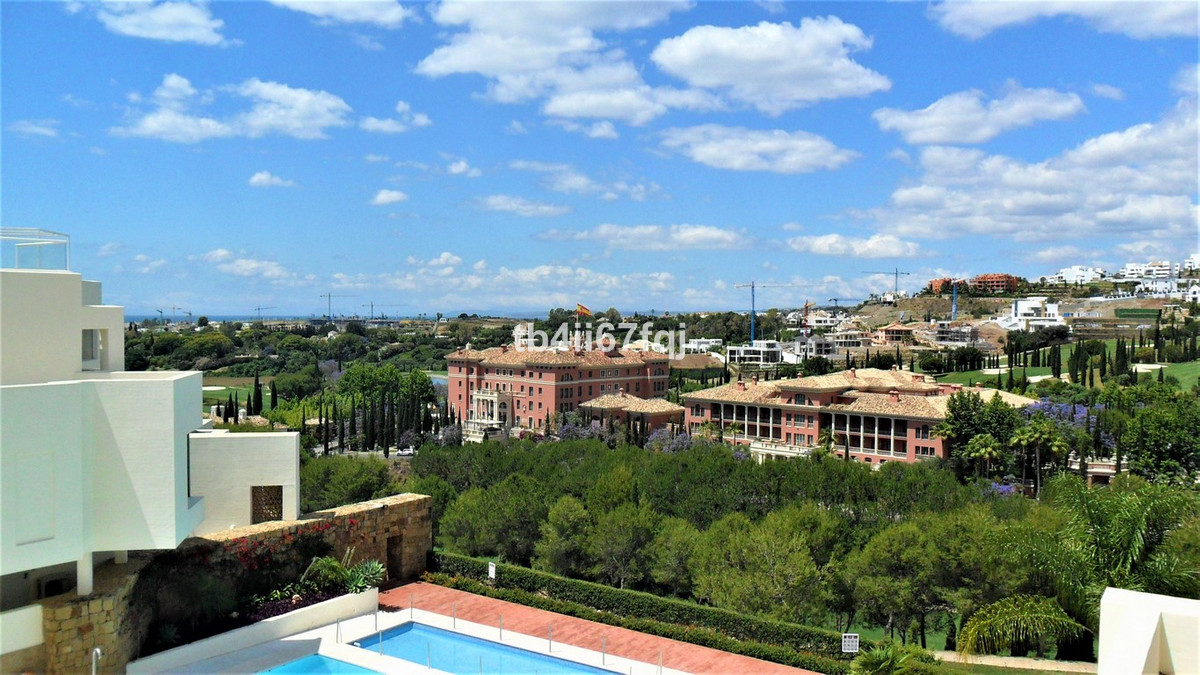 Stunning penthouse situated in Tee5, within the luxury urbanization of Los Flamingos. This front lin, Spain