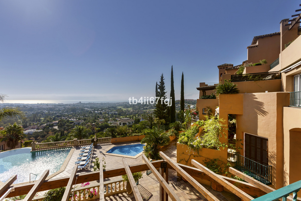 DUPLEX LOS BELVEDERES  Duplex on two floors, spectacular uninterrupted views to sea and Golf valley.,Spain