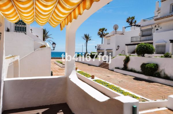 1º line beach front apartment in Puerto Duquesa. Just renovated  Fusing modernity with influences fr, Spain