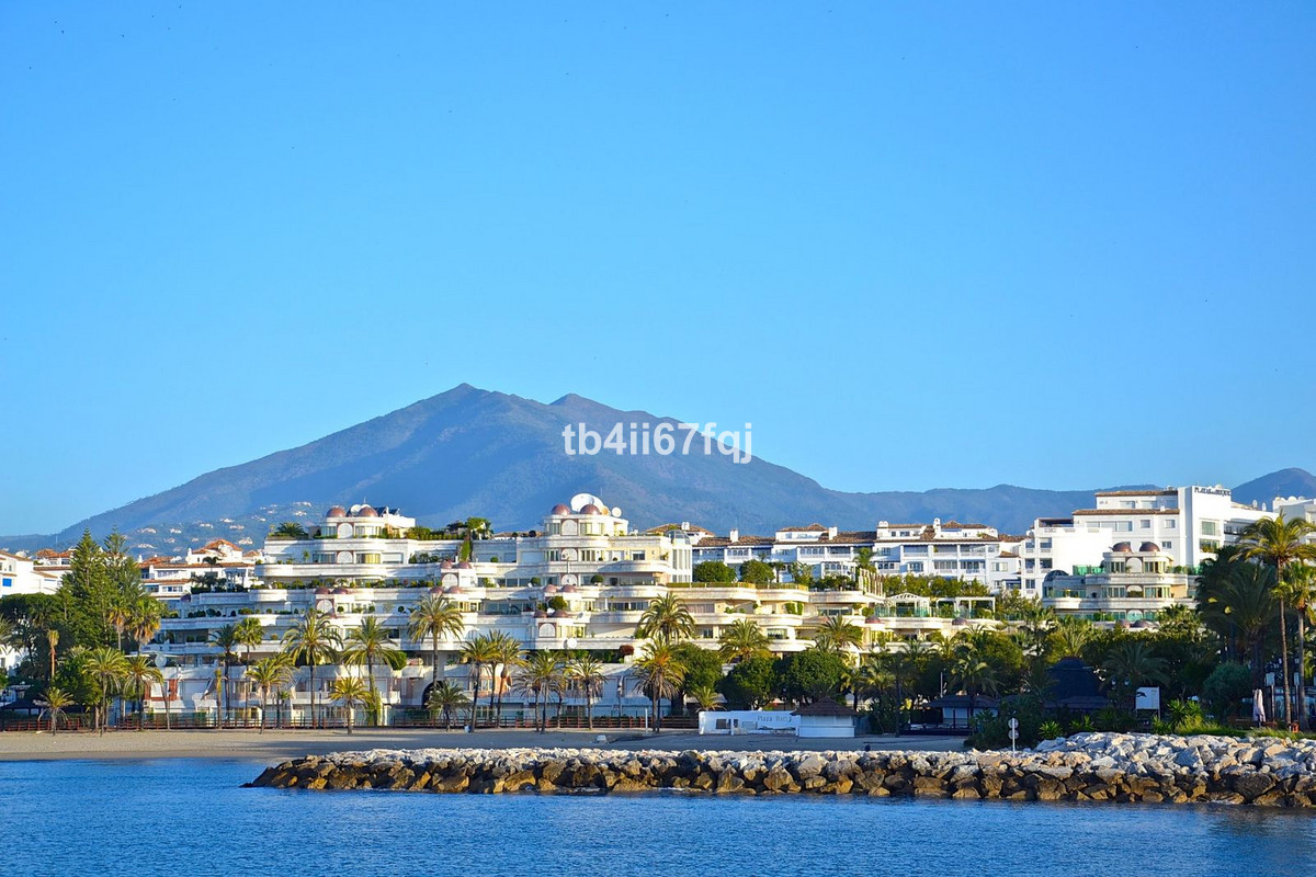Marbella - Puerto Banus, with 3 bedrooms, 3 bathrooms and has a pool (Communal), garage (Private) an,Spain