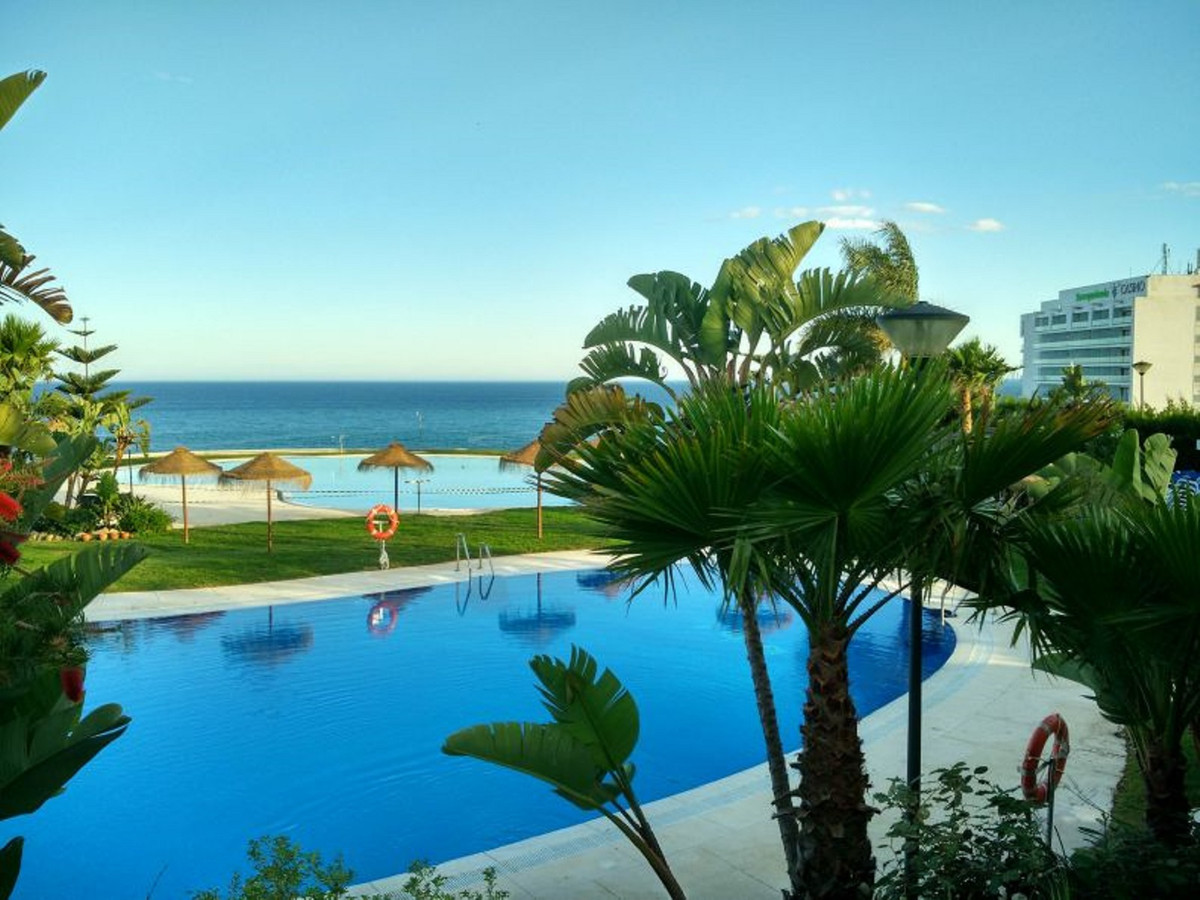 Beautiful apartment with large terrace and very close to the sea Modern apartment with two bedrooms ,Spain