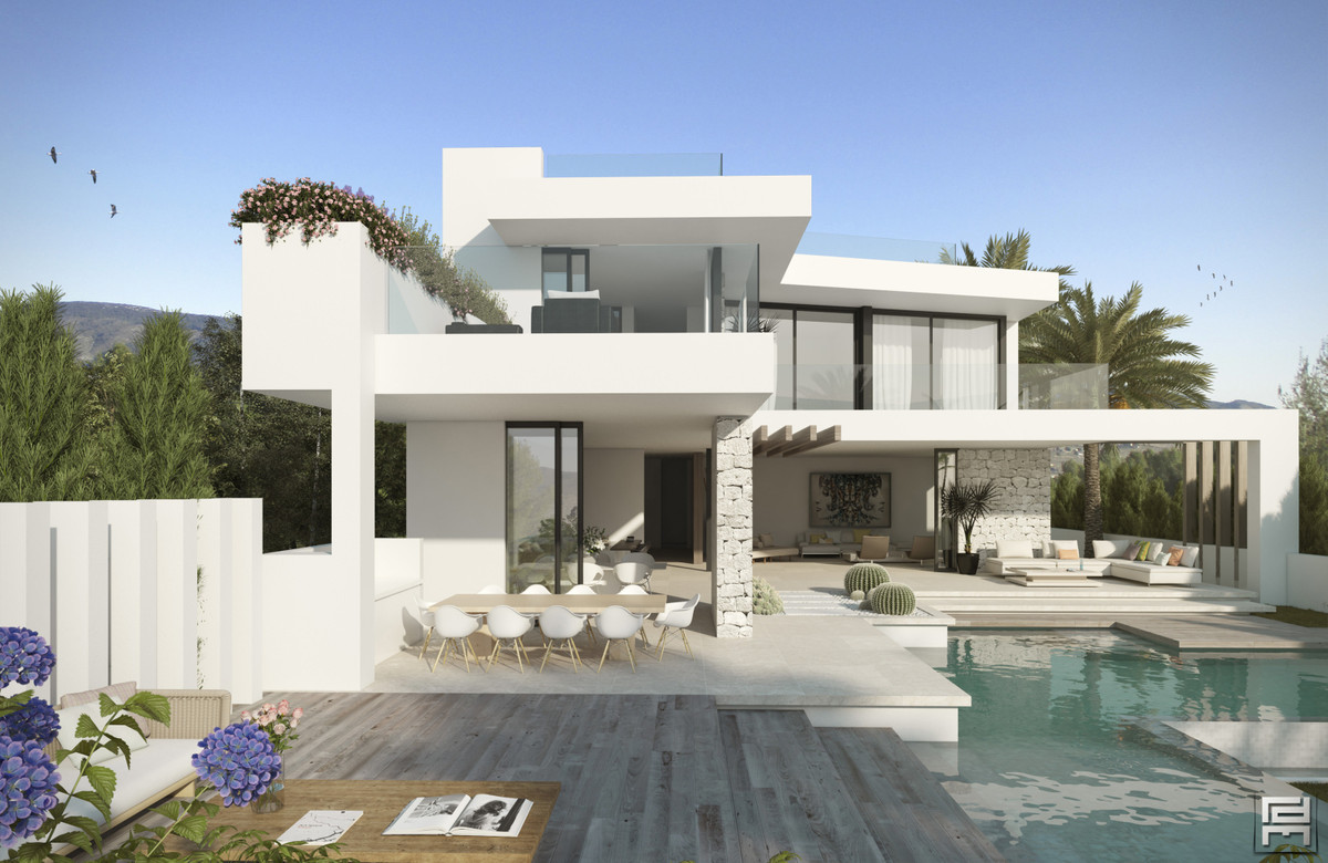 New Development: Prices from € 3,300,000 to € 3,500,000. [Beds: 5 - 6] [Baths: 6 - 7] [Bui,Spain