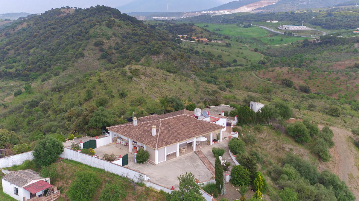 Detached Villa - PANORAMIC VIEWS  This impressive villa sits on the hillside opposite the popular vi, Spain
