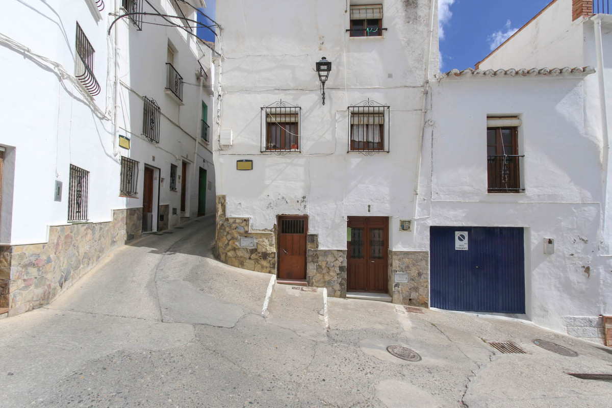 Charming Town House in a very charming village  .   Located in a very popular village .   Open-air S, Spain