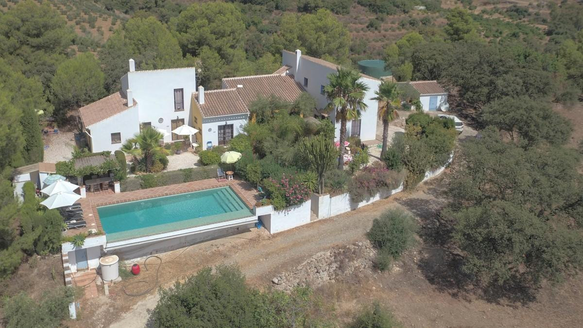 Country Villa with INCREDIBLE VIEWS - B&B Potential  .   3 Separate casitas .   Good access .   , Spain