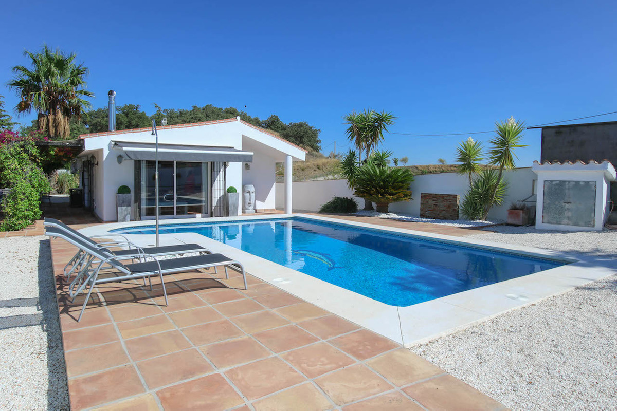 A modern country retreat.   This bright and modern property has been lovingly reformed to a very hig, Spain