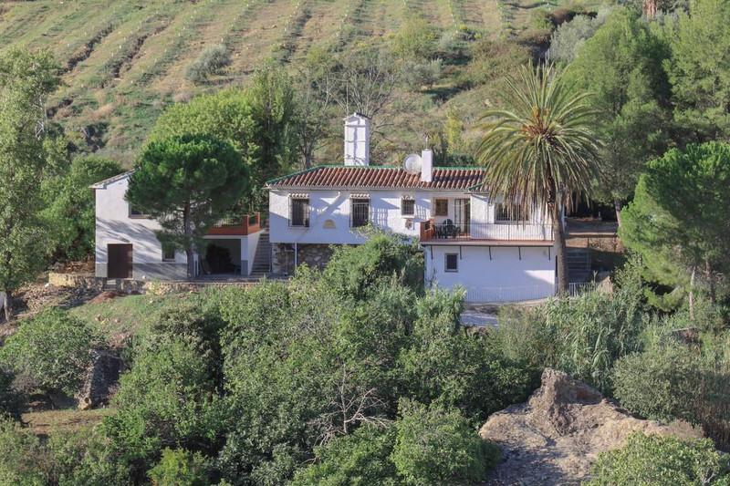 Vrijstaande Villa in Carratraca