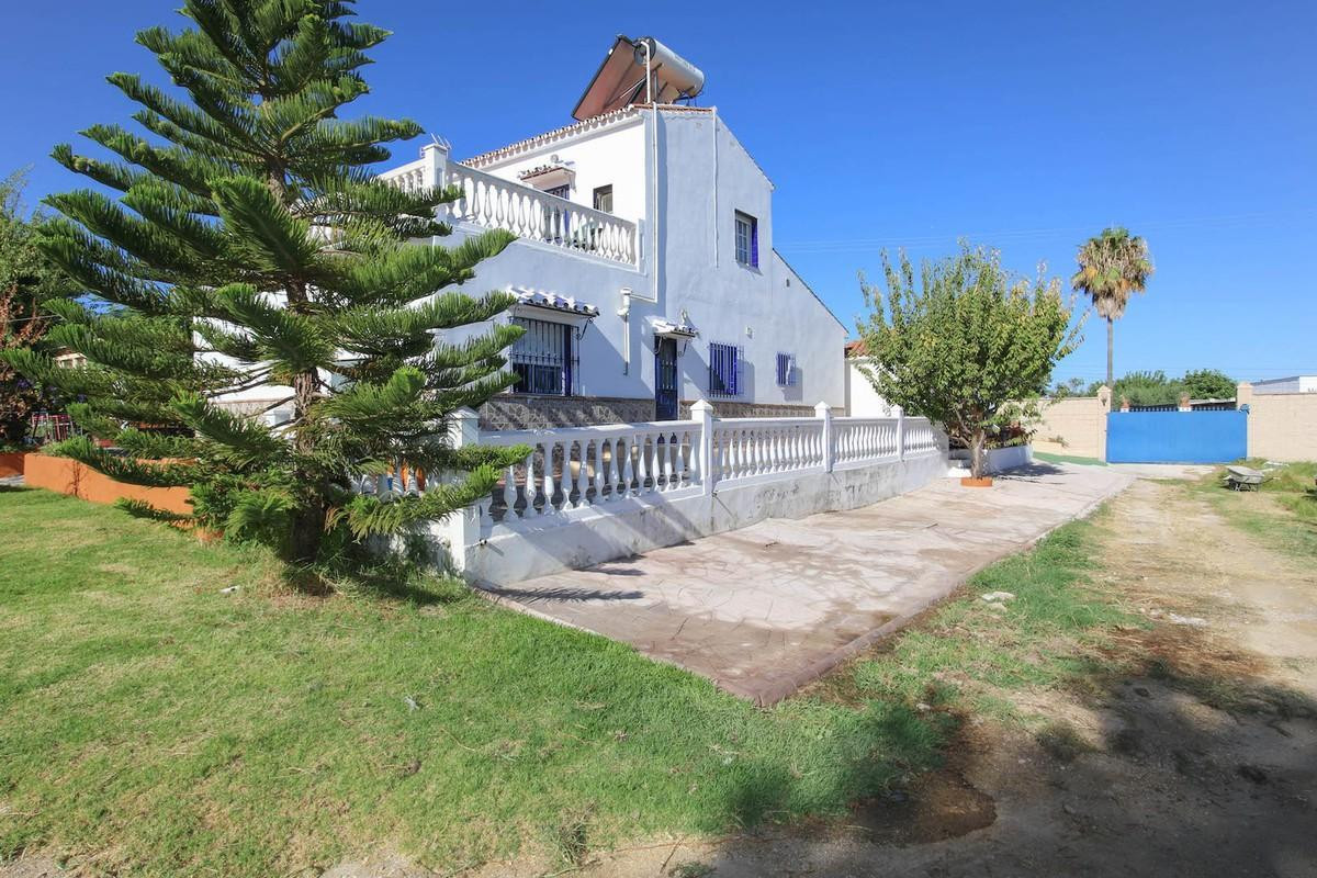3000m2 finca in a peaceful area near the centre of town in Alhaurin de la Torre. THREE PROPERTIES ON,Spain