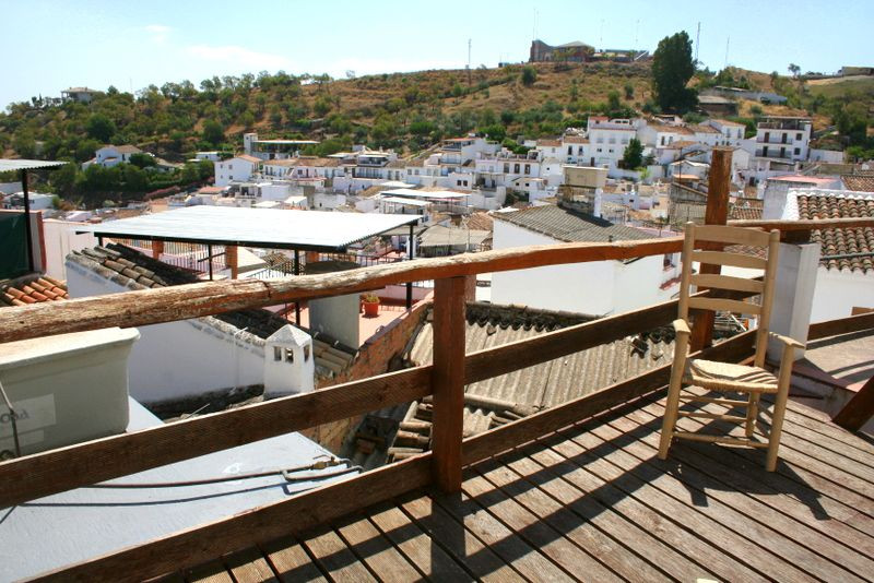 Charming Town House with views over the village towards the mountains. This  character Town House is,Spain