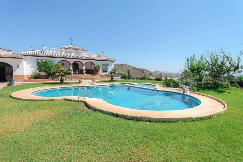 This IMPRESSIVE property with 360 degree panoramic views.   .   Spacious Property .   Good Communica,Spain