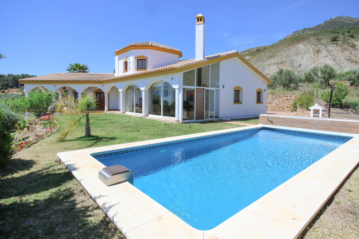 Are you looking for views and the highest possible levels of tranqility and privacy?  Then definitel,Spain