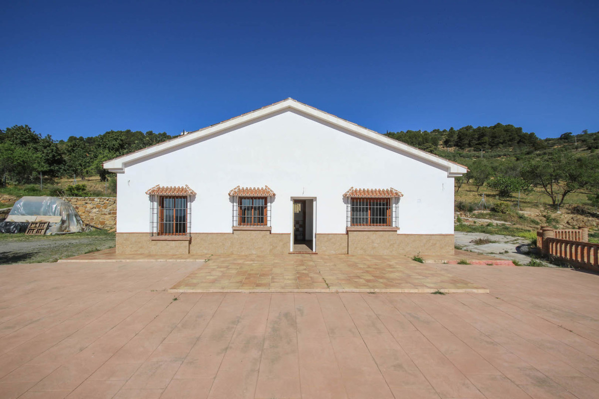 View that are ´WOW´  This one bedroom villa on the outskirts of Casarabonela has the most fantastic ,Spain