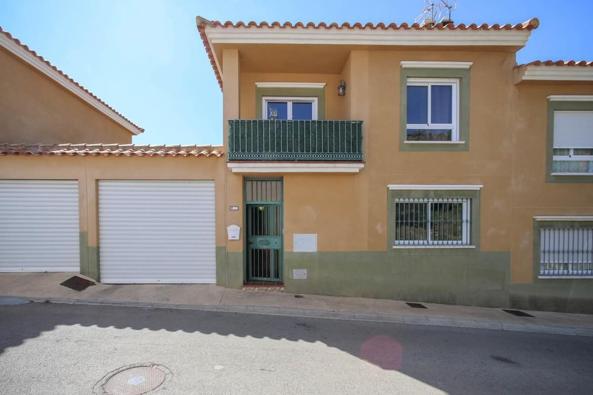 Semi-detached Villa in Pizarra  - Double glazing - Integrated music system - Mosquito nets on all wi, Spain