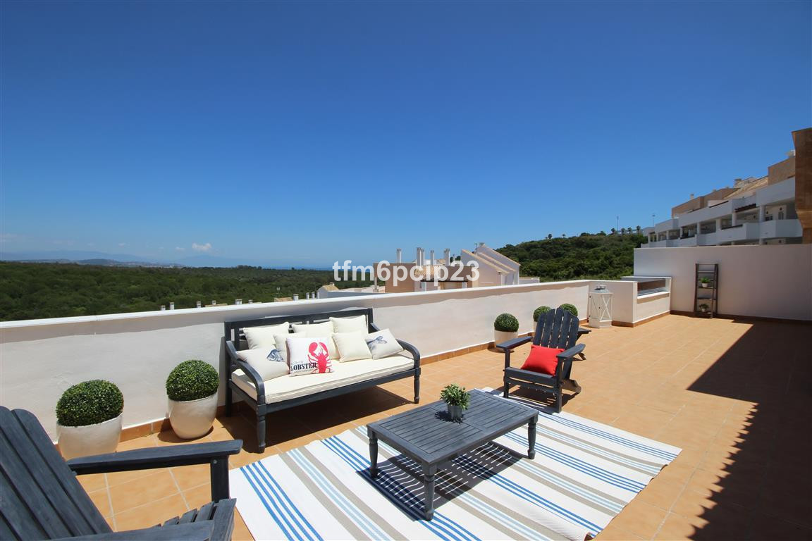 ALCAIDESA PENTHOUSE WITH 87sqm TERRACE NEXT TO THE GOLF COURSE AND THE NATURAL PARK   * Incredible a,Spain