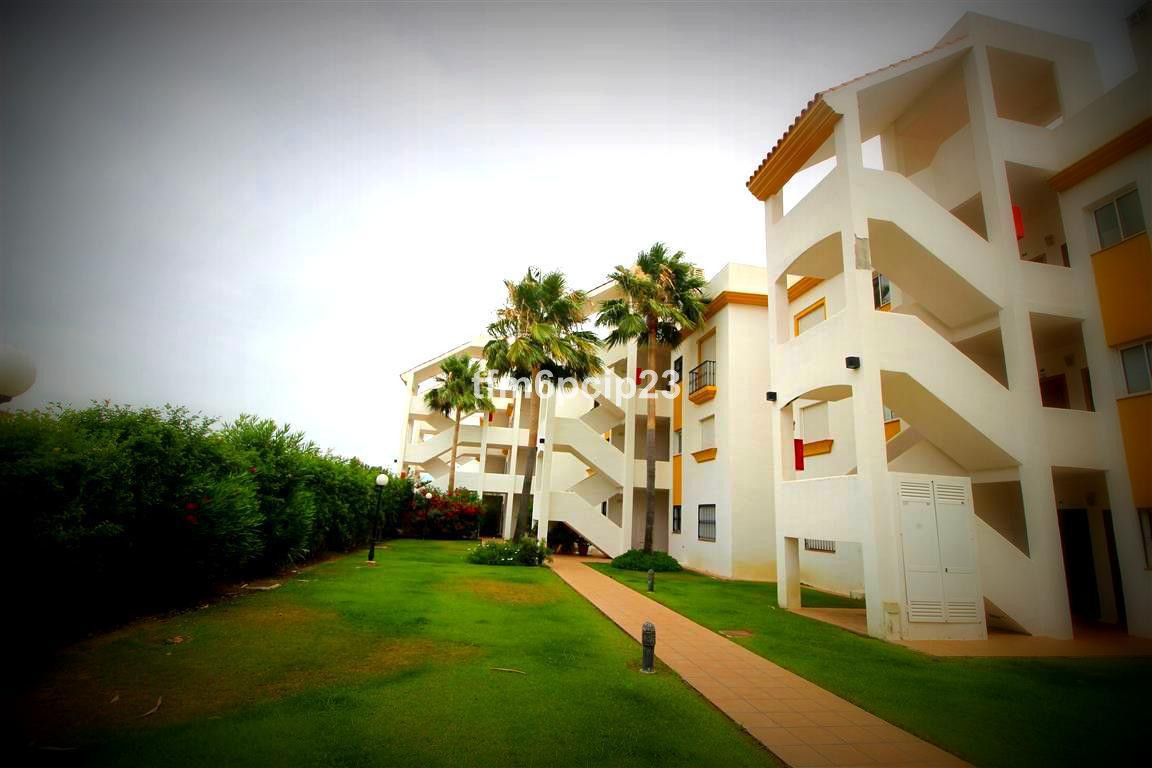 A spacious unfurnished two bedroomed apartment in the popular Hacienda Guadalupe urbanisation. With ,Spain