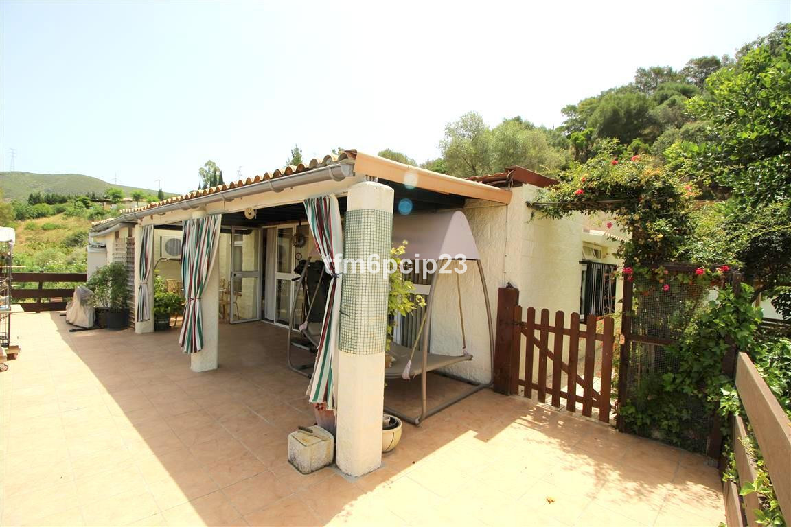 EL SECADERO CASARES FINCA COUNTRY HOUSE  * 6.800sqm land with fruits trees. * One level large house ,Spain