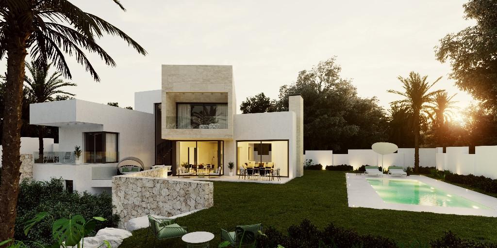 Vrijstaande Villa Benahavís
