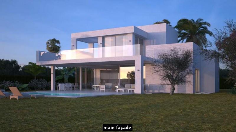 Villa Detached Río Real Málaga Costa del Sol R2436707
