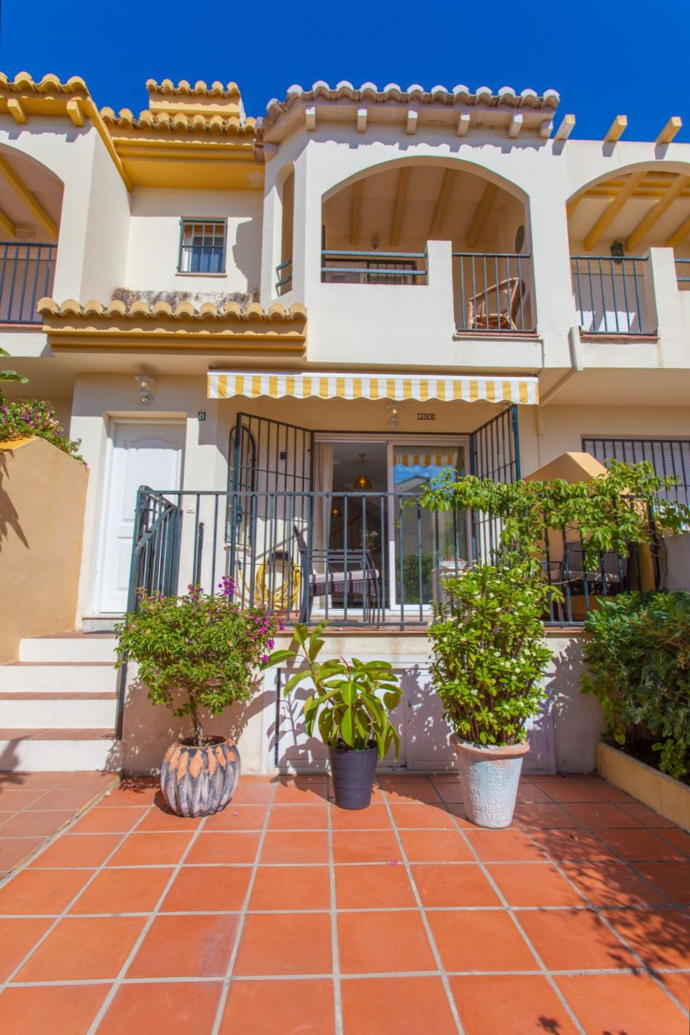 Beautiful 4 Bedroom 3 Bathroom Townhouse located in Costabella, East Marbella and only a 2 minute wa,Spain