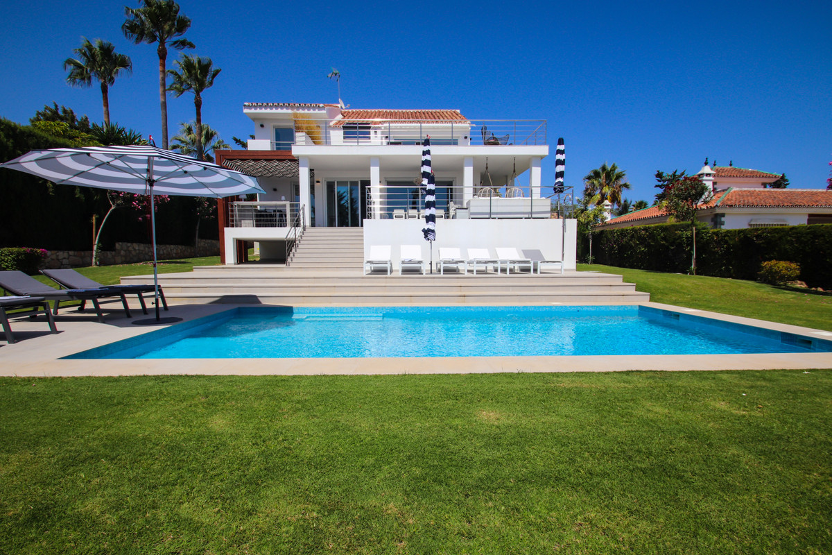 REDUCED TO 2,175,OOO EUROS - AMAZING PRICE FOR THIS VILLA  Stunning Beachside 6 Bedroom 5.5 Bathroom,Spain
