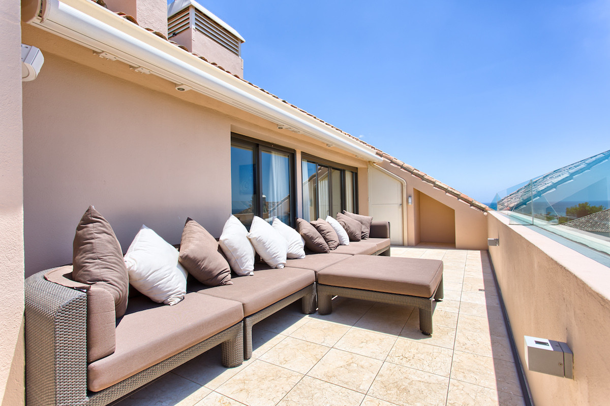 4 Bedroom Penthouse Apartment For Sale Los Monteros