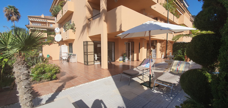Ground Floor Apartment Las Chapas