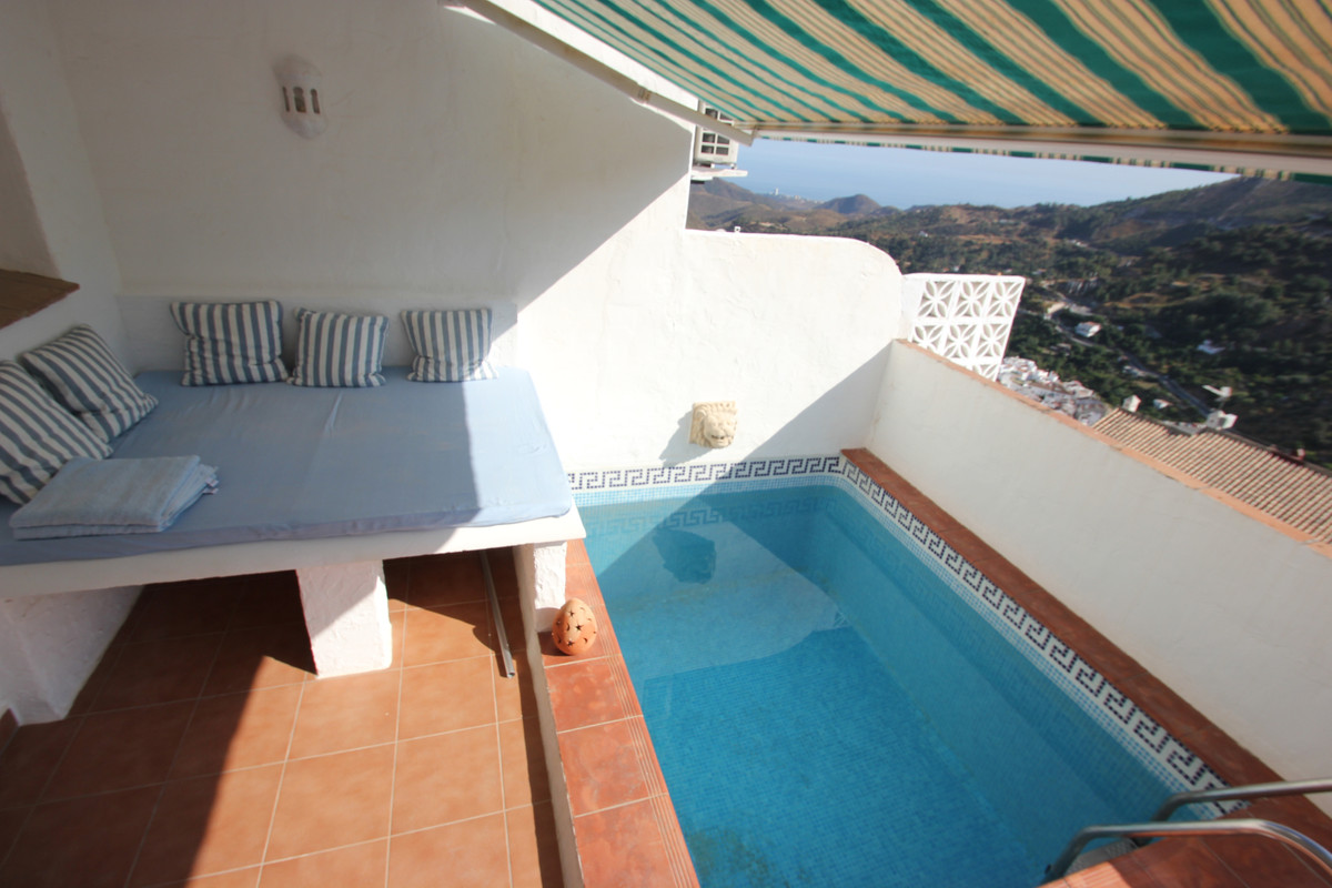 4 Bedroom Townhouse for sale Ojén