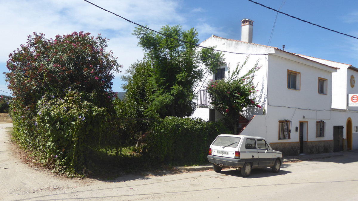 Semi-Detached House, Jimena de la Frontera, Costa de la Luz. 4 Bedrooms, 1 Bathroom, Built 85 m², Ga, Spain