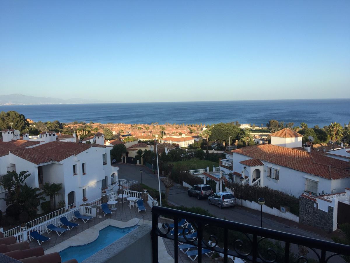 Penthouse, Manilva, Costa del Sol. 1 Bedroom, 1 Bathroom, Built 44 m², Terrace 13 m².  Setting : Clo,Spain