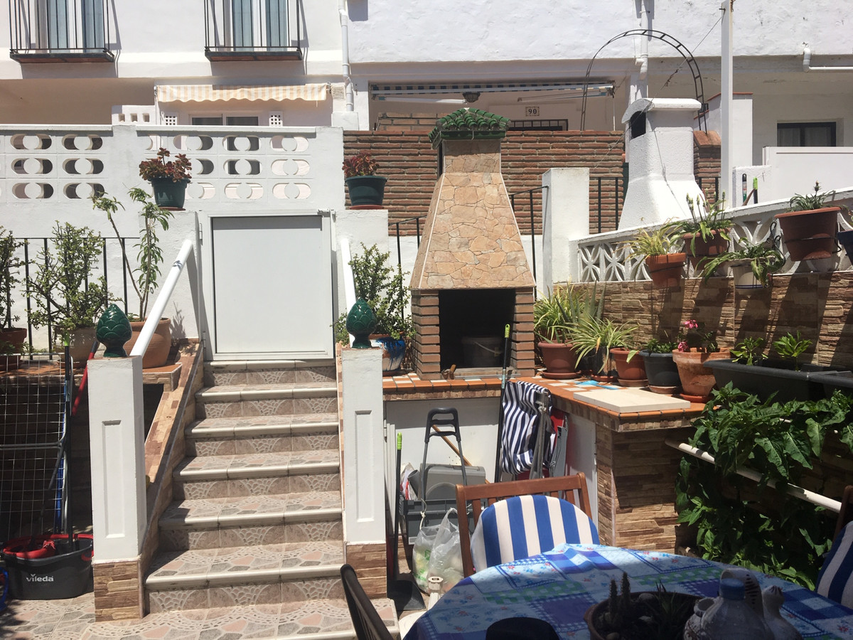 Great townhouse in Manilva in the beach urbanization Paraiso With two bedrooms, a bathroom and a toi,Spain