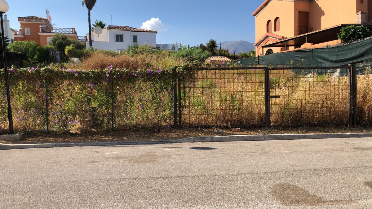 Plot in Estepona