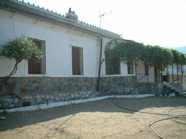 An attractive  project in the village of El Colmenar consisting of:  17000mt of flat land and  a per,Spain