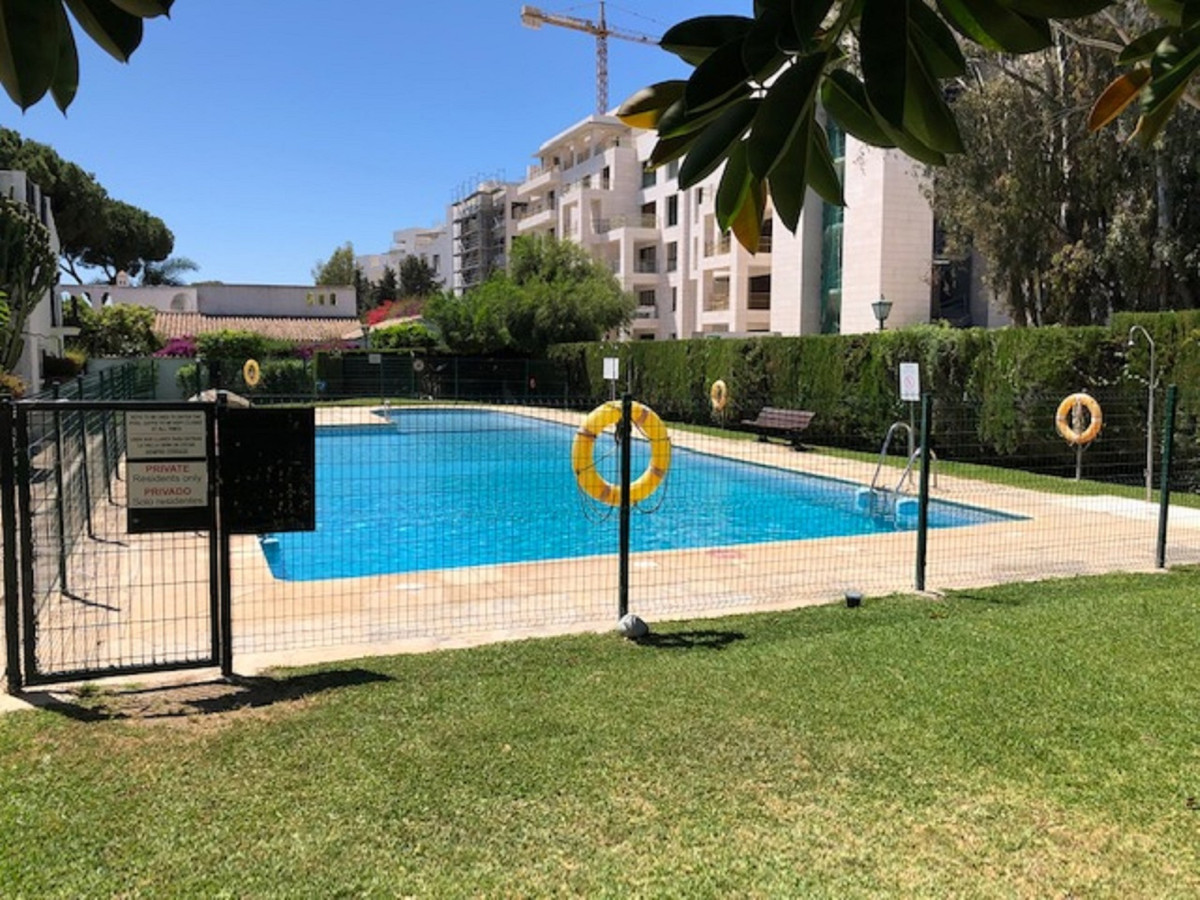 Bargain Beachside, First Floor Apartment with 2 Bedrooms & 2 Bathrooms For Sale at Benamara Gard, Spain