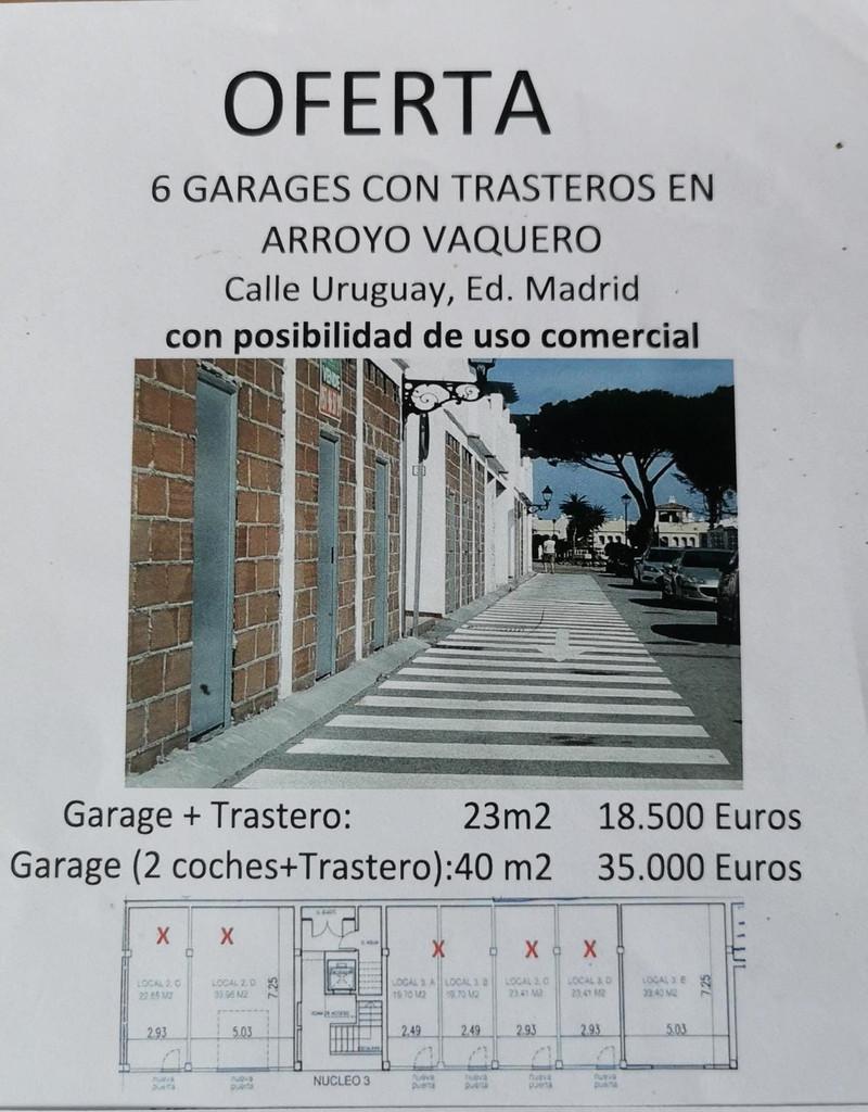 Warehouse in Estepona