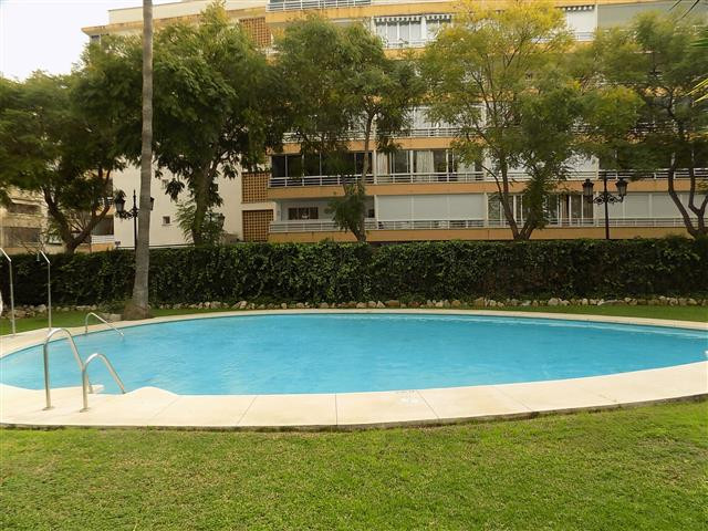 APARTMENT IN MARBELLA BEACH SIDE  Well priced apartment in the heart of Marbella, walking distance t,Spain